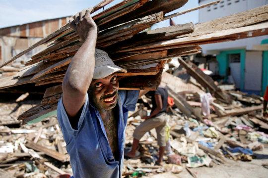 Hurricane Matthew Relief Fund