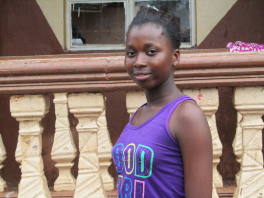 Help Provide a Scholarship for Mabinty's Education