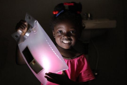 Hurricane Matthew Light & Shelter for Haiti