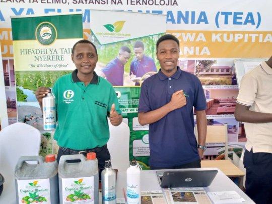 Exhibition on Organic Fertilizer