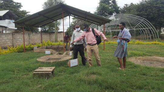 Organic Fertilizer Processing Unit in Tanzania