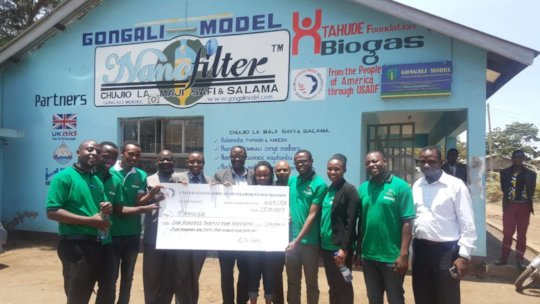 USADF Extends support for Biogas in Tanzania