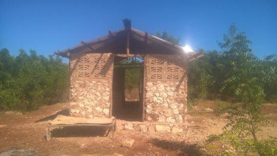 Vena Isaac's new home.