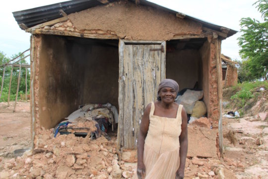 Dunk Island Holidays: Haiti Hurricane Matthew Rebuilding Homes & Lives