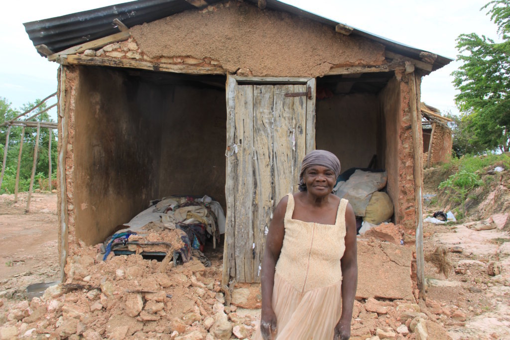 Haiti Hurricane Matthew Rebuilding Homes & Lives