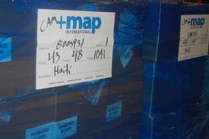 MAP International Rushing Medicine to Haiti