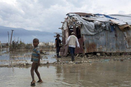 Help us respond to Hurricane Matthew in Haiti