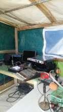 Tent Radio Station