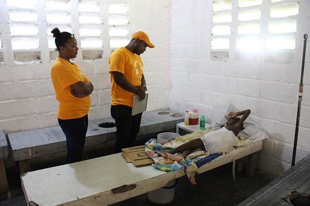PIH Hurricane Matthew Response in Haiti