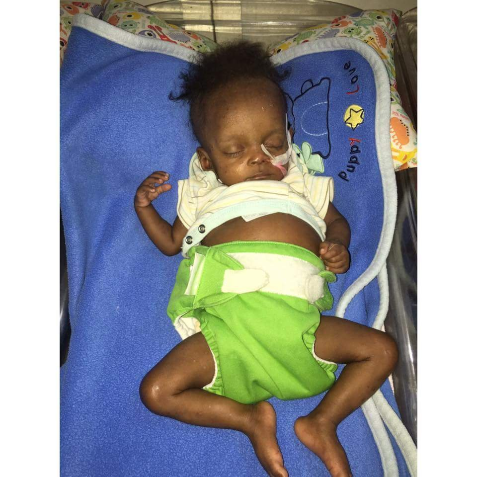 Hurricane Matthew: Saving Haitian Babies in Need