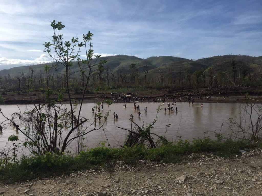 Hurricane Matthew Relief: Help Haiti Rebuild