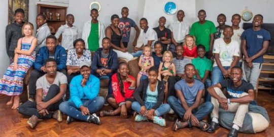Makomborero students 2018