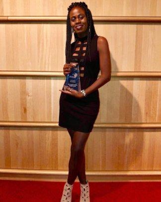 Ntombi African Achievers Award