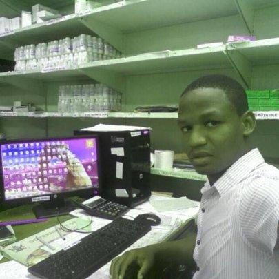 Makomborero's Pharmacist: Simba