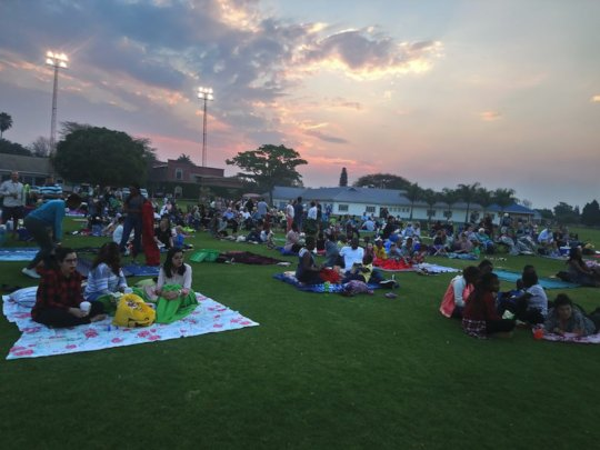 Openair screening
