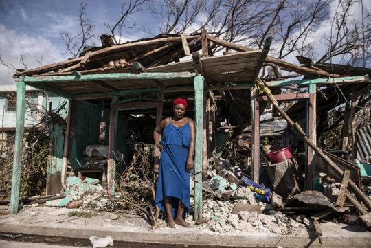 Emergency Relief for Survivors of Haiti Hurricane