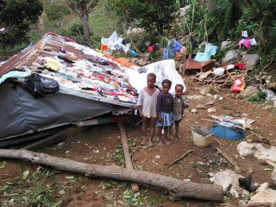 Hurricane Matthew Relief in Haiti