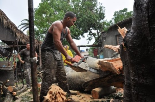 Hurricane Matthew: Medical Aid for Cuba