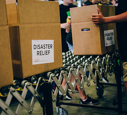 Provide Hurricane Matthew Emergency Food Supply