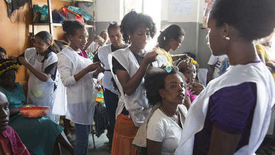 Creating opportunities for 60 Girls in Lalibela