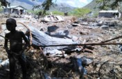 Haiti Hurricane Relief Project