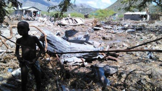 Haiti Hurricane Relief Project