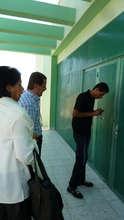 Future home of Birthing Center in Ein Al Beida