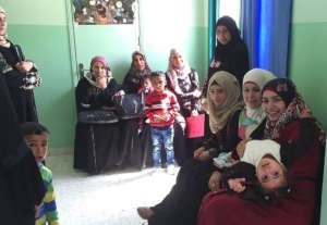 1st Palestinian Birth+Prenatal Ctrs, Jordan Valley