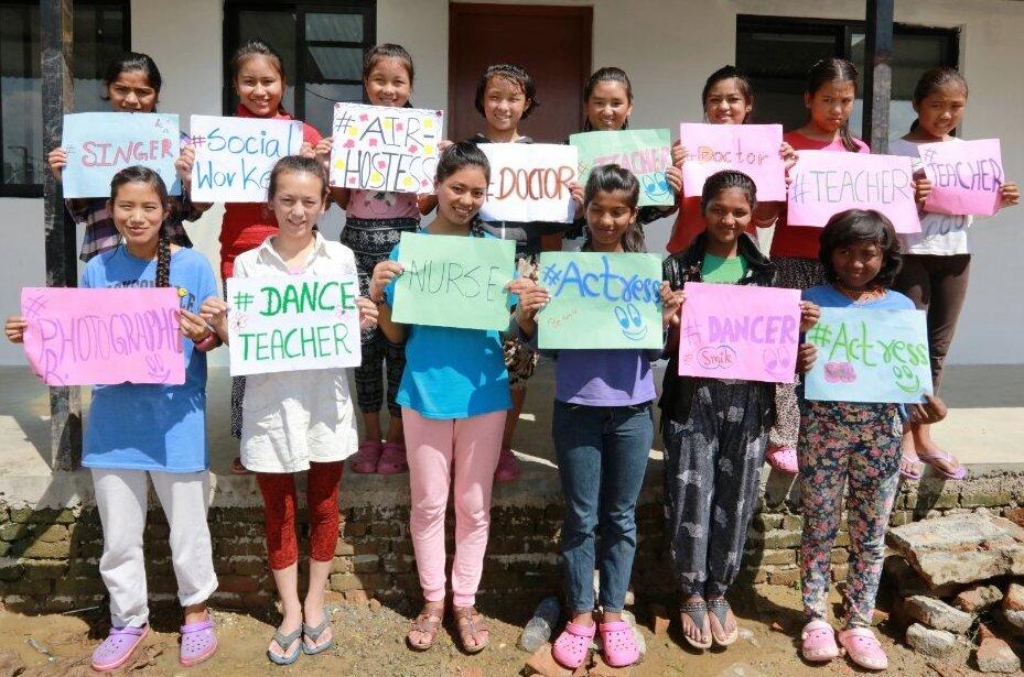 Girls Education in Nepal