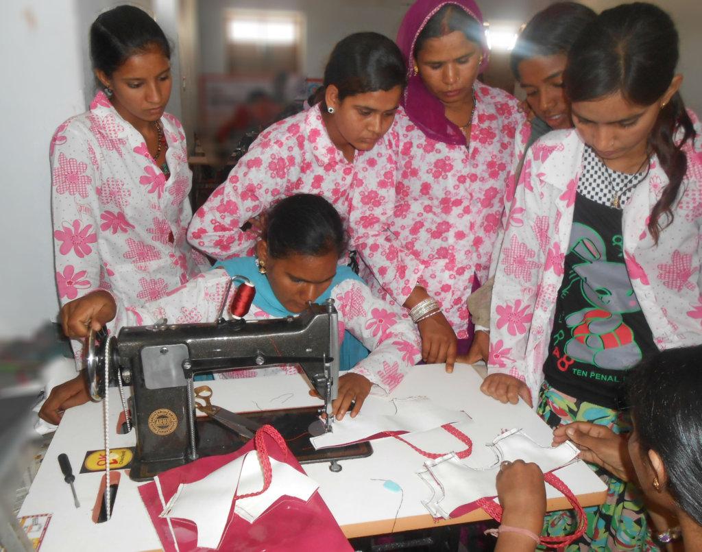 Provide Skills training for 30 Rural Indian Girls