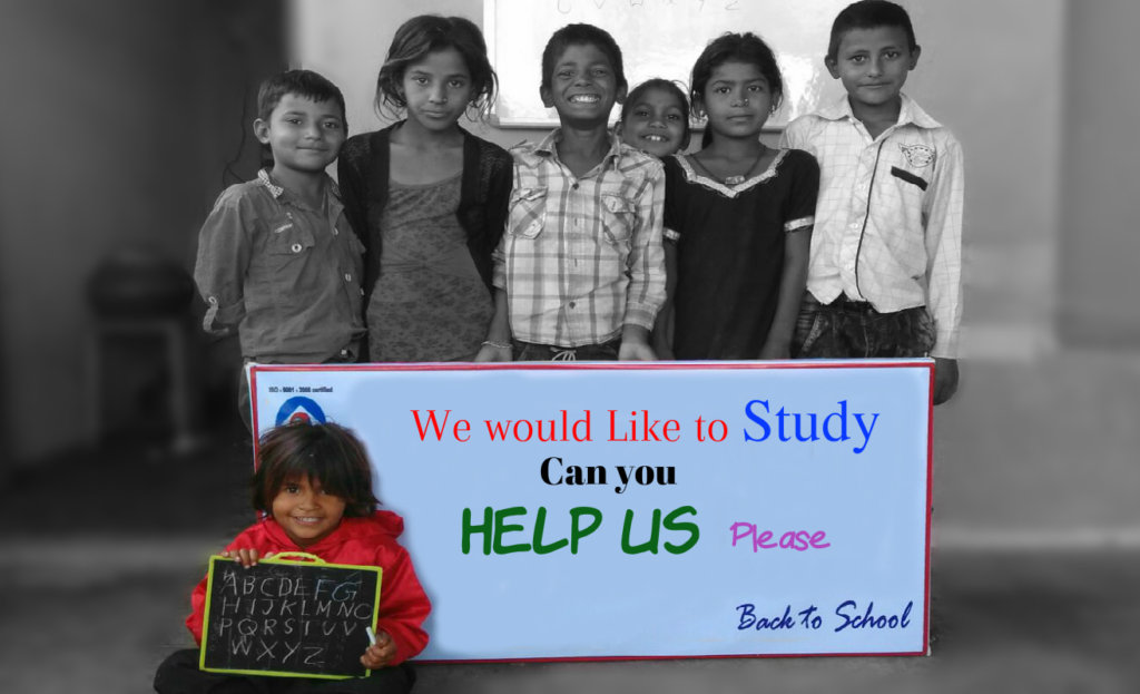Help; Education A Gift to Make a Better life !