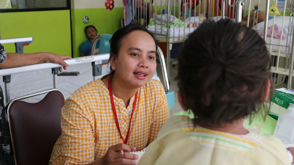 Help Children Reach Hospital