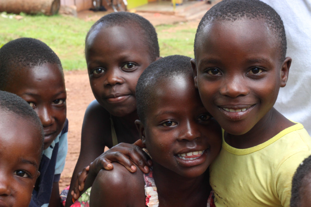 1 year School fees for 40 needy children in Uganda