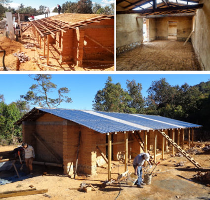Strengthening building abilities of young people
