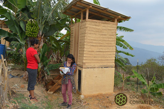Evaluating the use of composting toilets