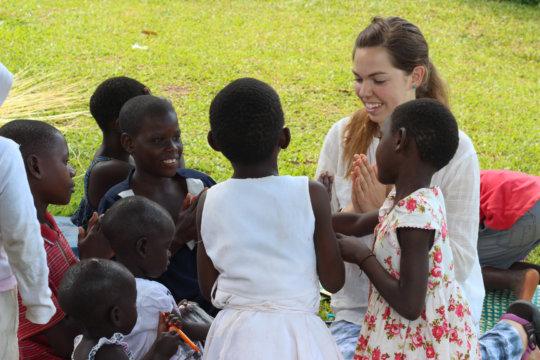 Enable 100 Rural Ugandan kids celebrate Christmas