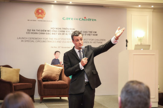 Care for Children's SE Asia Regional Manager