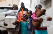 Hurricane Matthew: Responding to Haiti devastation