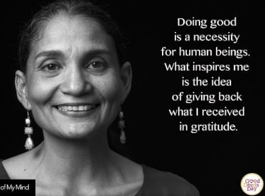 What inspires you to do good?, GDD Conf. 2019.
