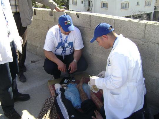 Healing emotional wounds in Gaza