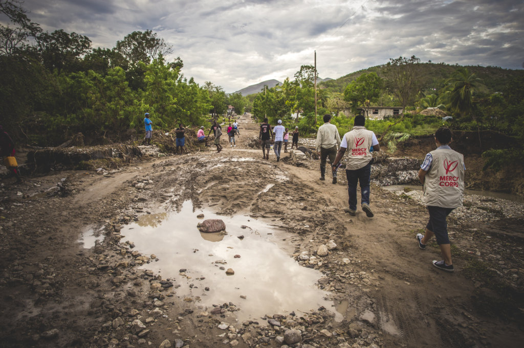 Help Haitians rebuild after Hurricane Matthew