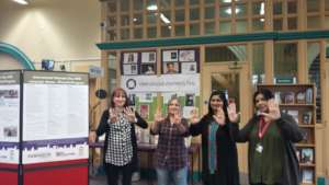 International Women's Day (Batley, March 2018)