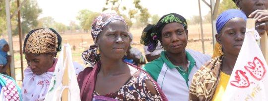 Women from Nefrelaye