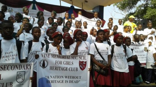 A nation without heritage is dead: Sierra Leone