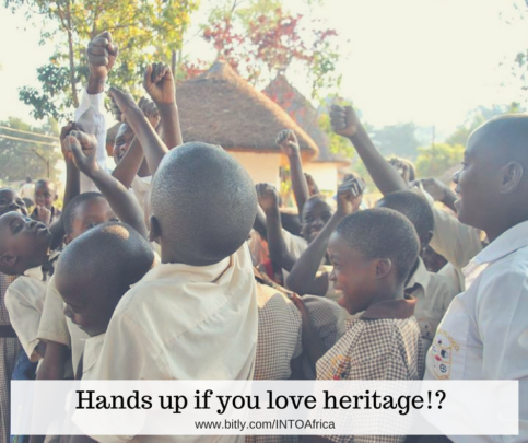 Youth heritage activities, Zimbabwe
