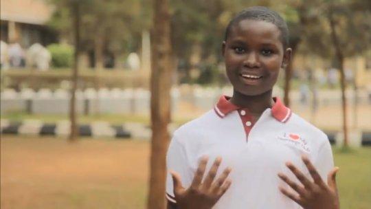 Marie from Kampala