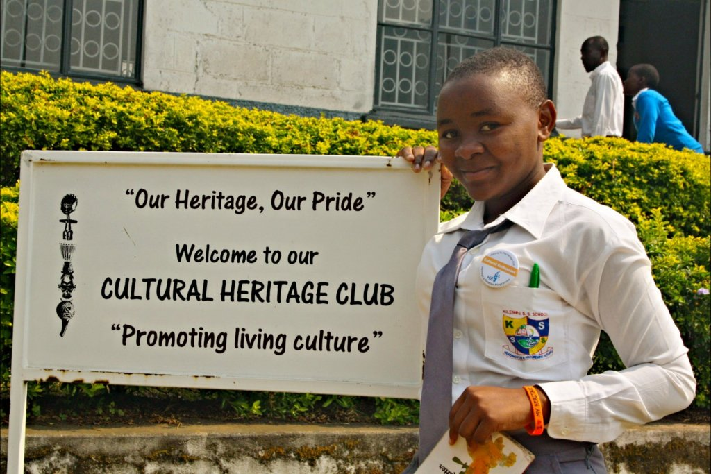 Encourage African Youth To Embrace Their Heritage