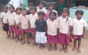Bring Smiles to 3190 flood-affected Children India