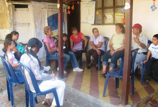 Adult commitee Children´s Land Medellín
