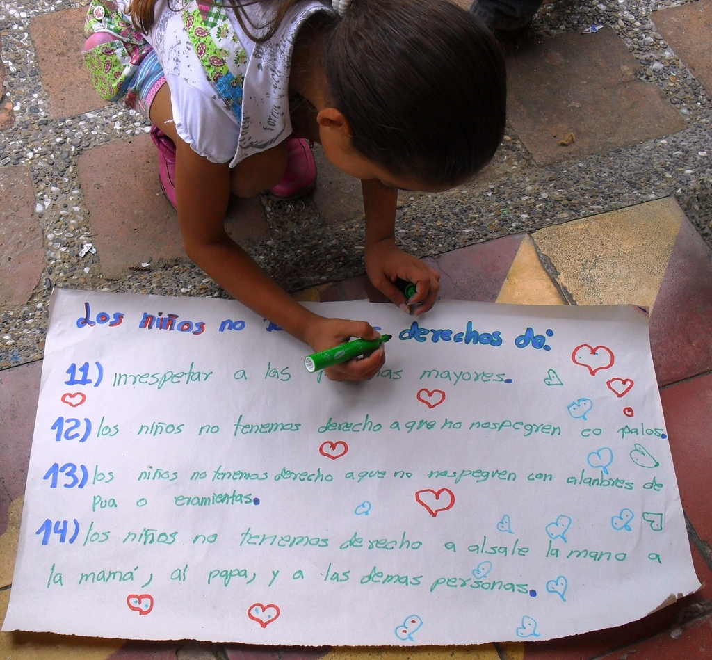Children´s rights workshop